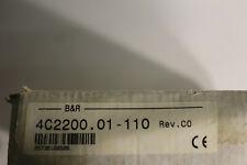 B&R 4C2200.01-110 Rev.C0 NEW