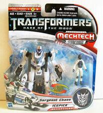 Hasbro Transformers Dark of the Moon Plastic Action Figures