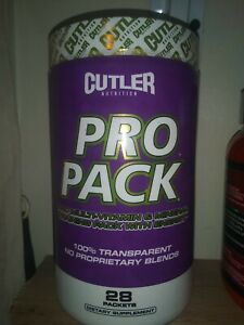 CUTLER PRO PACK MULTVITAMIN exp12/21 Sale