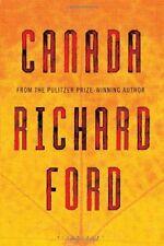 Canada,Richard Ford