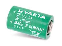 Lithium-Batterie VARTA CR1/2AA, 3 V-, 950 mAh Lithium-Batterie VARTA CR1/2AA