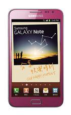 Samsung Galaxy Note GT-N7000 - 16GB - Pink (Unlocked) Smartphone
