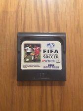 Fifa International Soccer Sega Game Gear