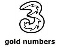 gold pay as you go mobile phone numbers on three network