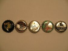 Lot of 3 Bahamas Bottle Caps Tops Used Beer & Malt Drink Manufactured in Bahamas