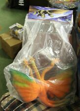 Max Toy Company exclusive KING GHIDORAH KAIJU SOFUBI FIGURE toho 2006 NIB no 50