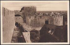 AX3799 Greece - Rodi - Baluardo interno di Porta Coschino - Cartolina postale