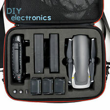 Case for wear Dji Mavic Air Drone & 3 batteries and Accessories Carrying BagUs