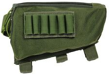 Rifle Stock Pack | Cheek Pad Riser | Buttstock Ammo Holder Pouch | Remington 700