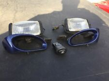 Commodore vt ss vx calias genuine  fog lights to suit vt ss vx