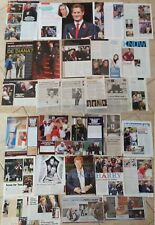 Royal family PRINCE HARRY Magazine & Newspaper CLIPPINGS Lady Diana