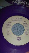 awesome purple  record  prince  God & purple rain 1984