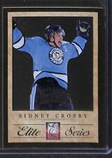 2011-12 Panini Father's Day Hockey Gold Elite Series #3 Sidney Crosby No 4 of 5