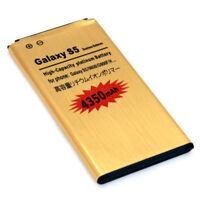 4350mAh High Capacity Gold Battery for Samsung Galaxy S5 i9600