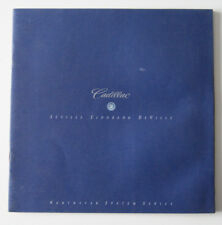 CADILLAC SEVILLE ELDORADO 1997 dealer brochure - English - Canada - ST1002000218