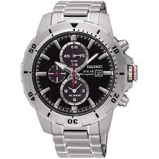 Reloj Seiko ssc557p1 de acero solar hombre colección Neo sport
