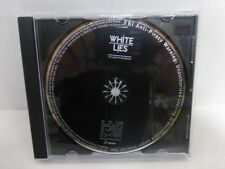WHITE LIES to lose my life single cd sampler  PROMO