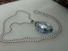Silberkette, glänzende Kugeln mit Funkelkristall