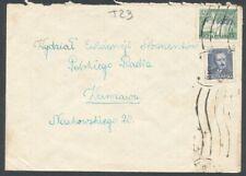 669651) Polen Blg. mit Groszy Aufdrucken