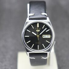 Authentic Seiko 5 Automatic Movement 7s26 Japan Made Men's Watch.