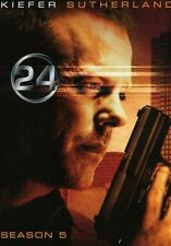 24: Season 5 [7 Discs] (2009, REGION 1 DVD New) WS