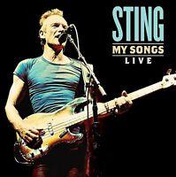Sting - My Songs - Live - New Vinyl 2LP