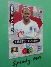 Panini RUSSIA 2018 Fifa World Cup Limited Edition Sterling UK Edition Adrenalyn
