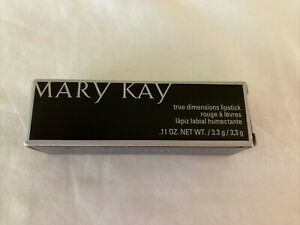 Mary Kay True Dimensions Lipstick Mystic Plum 088569 NOS