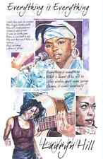 Lauryn Hill: Artwork Reproduction, Giclee Print, Realism, Celebrities & Musician