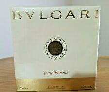 Bvlgari Pour Femme 3.4oz / 100ml Women's Eau de Parfum Discontinued