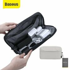 Baseus Electronic Accessories Storage USB Cable Organizer Bag Case Travel Insert