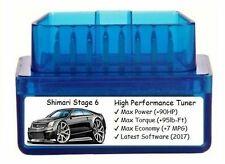 Stage 6 Power Performance Chip Tuner - Add 90HP 7 MPG - OBD Tuning for Ford