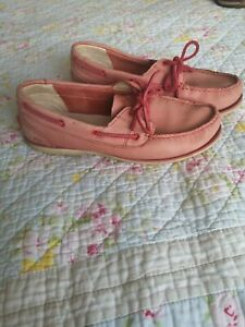 Timberland Deck Shoes Size 6