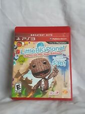 Little Big Planet 2 * PS3 * Game of the Year Edition PS3 Video Game * VERY GOOD