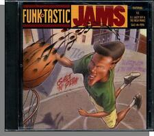 Funktastic Jams (1994) - New 1994, 10 Song Various Artists Rap Music CD!