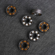 608 Keramik Kugel Geschwindigkeit Lager für Finger Spinner Skateboard Platte