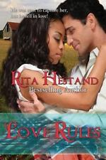 Love Rules by Rita Hestand (2014, Paperback, Large Type)