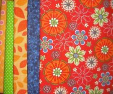 5 YARDS  Quilt Fabric Kit - Brights Fun