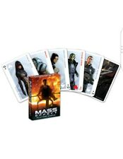 Mass Effect Playing Cards New and sealed , ##game##