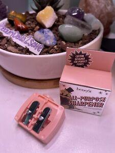 Benefit Cosmetics All-Purpose Pencil Sharpener Lip + Eye Dual Pink NIB