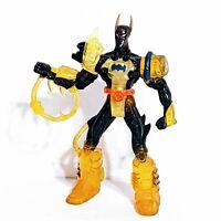 Vintage BATMAN BEYOND Action Figure Black & Yellow Uniform DC COMICS 1999 Hasbro