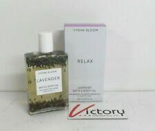 New Lucy B's Hydra Bloom Relax Lavender Organic Bath & Body Oil | 4 fl oz (V35)