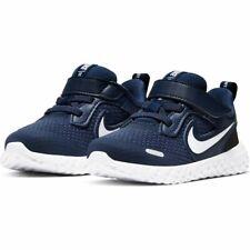 Scarpe sportive bambino Nike Revolution 5 TD BQ5673-402 Blu-Bianco Mesh
