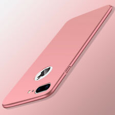 Case for iPhone 6s 7 Plus XS MAX Slim Luxury Ultra-Thin Matte Hard Plastic Cover