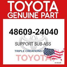 Genuine Toyota 48609-24040 SUPPORT SUB-ASSY, FR SUSP., RH/LH 4860924040 OEM