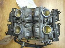 85 Suzuki GV700 GV 700 Madura Carburetors   I1E3