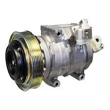 DENSO 471-1638 New Compressor And Clutch