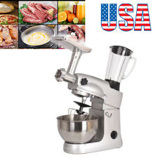 Stand Mixer Food Mixing Bowl Dough Knead Machine Meat Grinder Kitchen Appliances