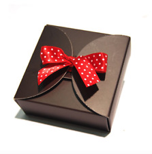 gift box for chocolate packaging, inner box for 4pcs chocolates or sweets.