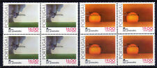 Portugal Air Mail sc#C12-13 (1979) TAP 35th Anniv in block of 4 OG MNH** (T)